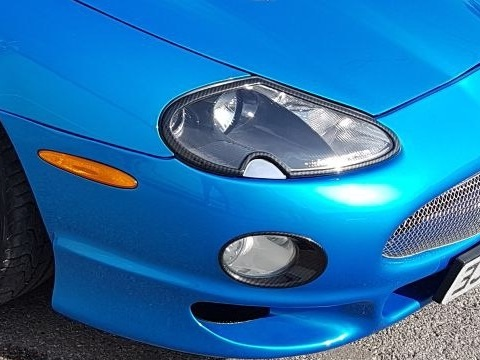 Jaguar XKR Makeover