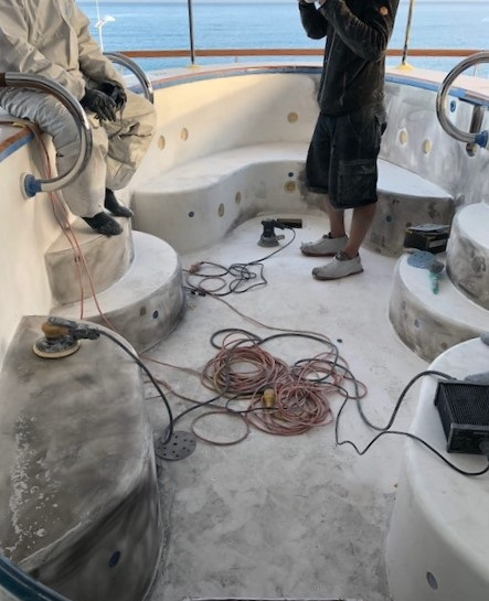 Jacuzzi - Before